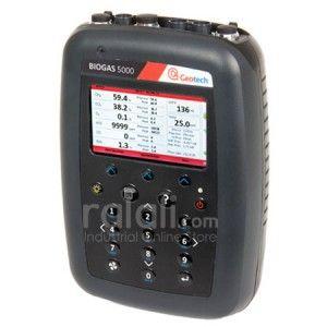 JUAL GEOTECH Biogas 5000 Portable Biogas Analyser Harga dan Spesifikasi