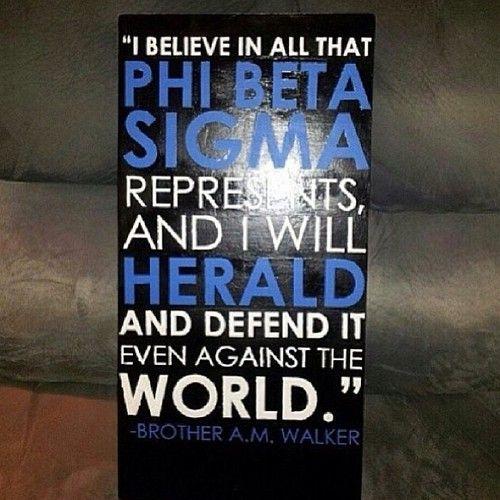Phi Beta Sigma