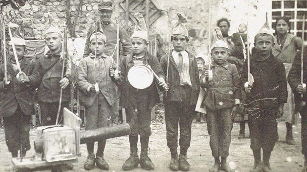 Child soldiers in a redeemed country 1916