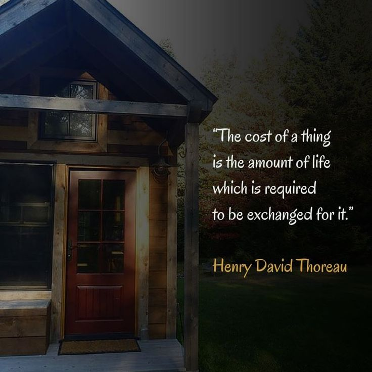 51 Best Tiny House Quotes Images On Pinterest House