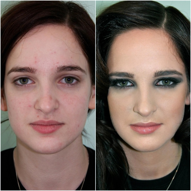 extreme makeup makeovers