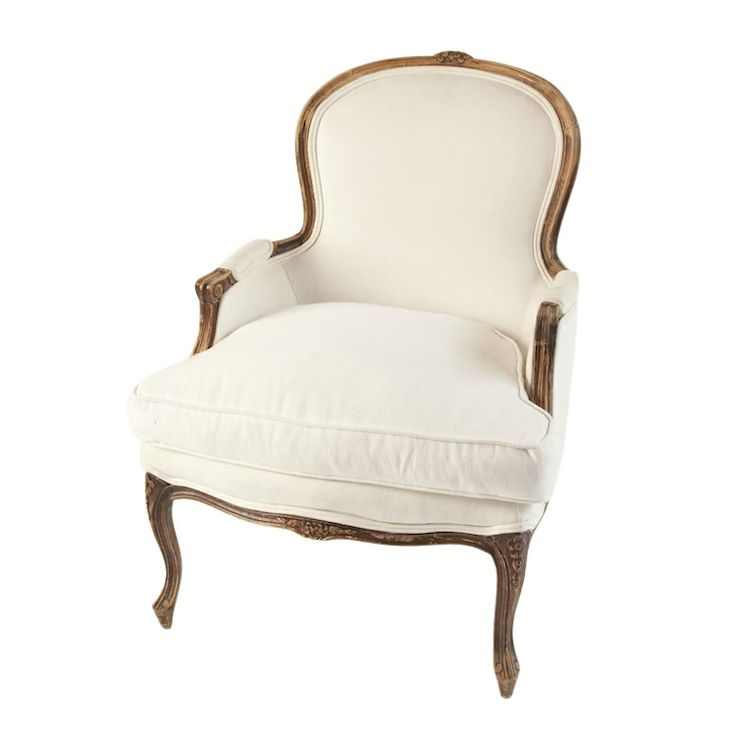 hendrickson furniture. hendrickson white chair at found vintage rentals upholstered armchair with wooden frame furniture