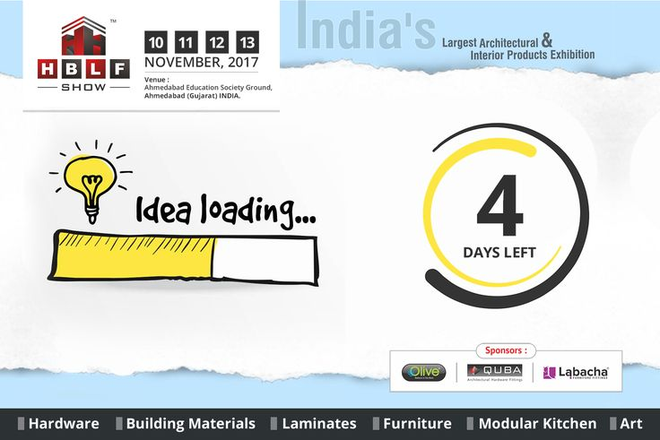 HBLF Show, Come & Visit the 5th edition of AC Dome Exhibition! to avail more than 100 innovative architectural & interior brands from all over INDIA. . Free Entry Registration : http://hblfshow.in/register/