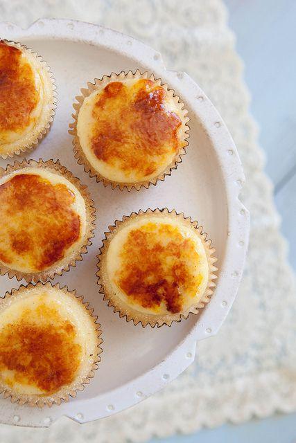 Creme Brûlée Cupcakes | Annie's Eats by annieseats, via Flickr