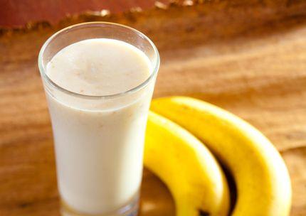 Chai Banana Smoothie   Recipes with SPLENDA® Sweetener Products