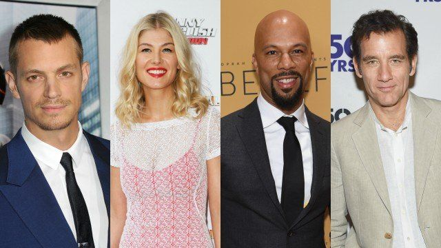 Joel Kinnaman Rosamund Pike Common and Clive Owen Join Three Seconds