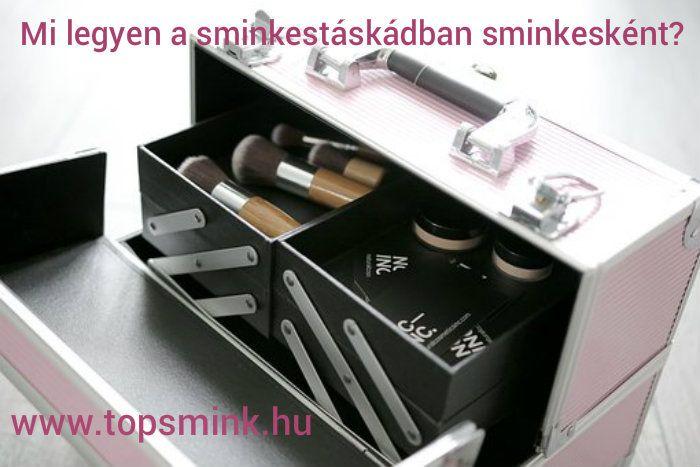 Több, mint 10 éve dolgozom sminkesként. Ebben a cikkben összeállítottam egy listát azokról a termékekről, amelyek sminkesként kellhetnek. www.topsmink.hu Sminkes, SMink, Sminktippek, Smink termékek
