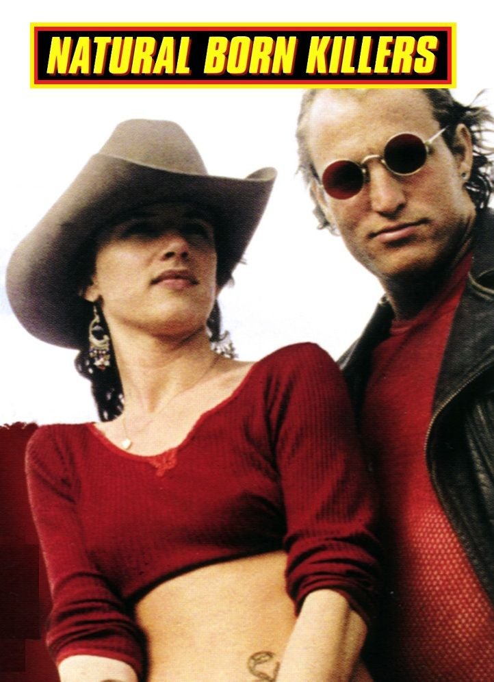 Bad-Ass Mo-Fo's-Movies-Natural Born Killers-Mickey & Mallory Knox