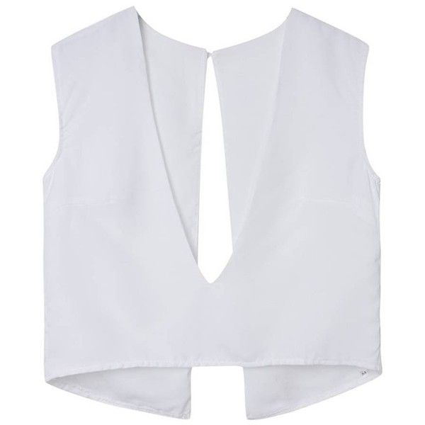 Sexy Women Deep V-neck Sleeveless Solid Short Top ($5.24) ❤ liked on Polyvore featuring tops, print top, collar top, sleeveless collared top, sexy sleeveless tops and pattern tops