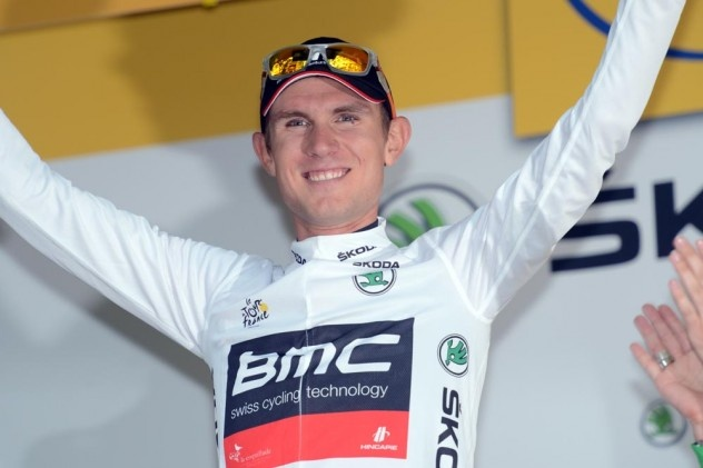 Tejay: Tejay Vans, Prologu Galleries, Cycling Official, France Tours, France 2012, Cadel Evans, Vans Garderen, Cycling Worldtour, 2012 Tours