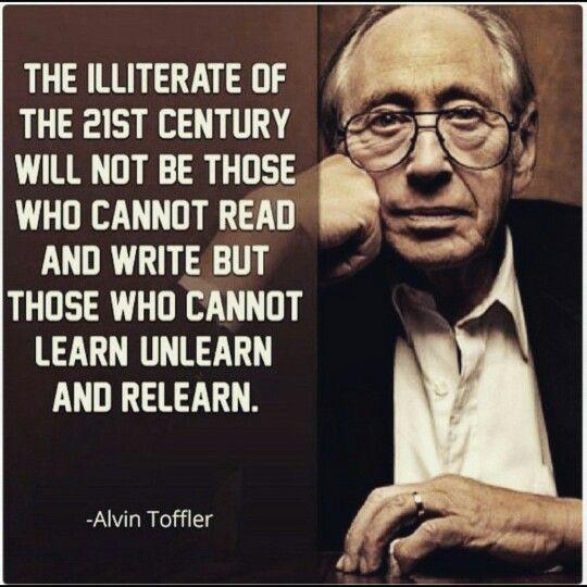 Alvin Toffler Quotes