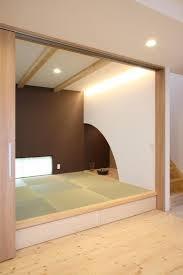 寝室のイメージ。扉が閉められるのがよい。もっと狭くてOK。