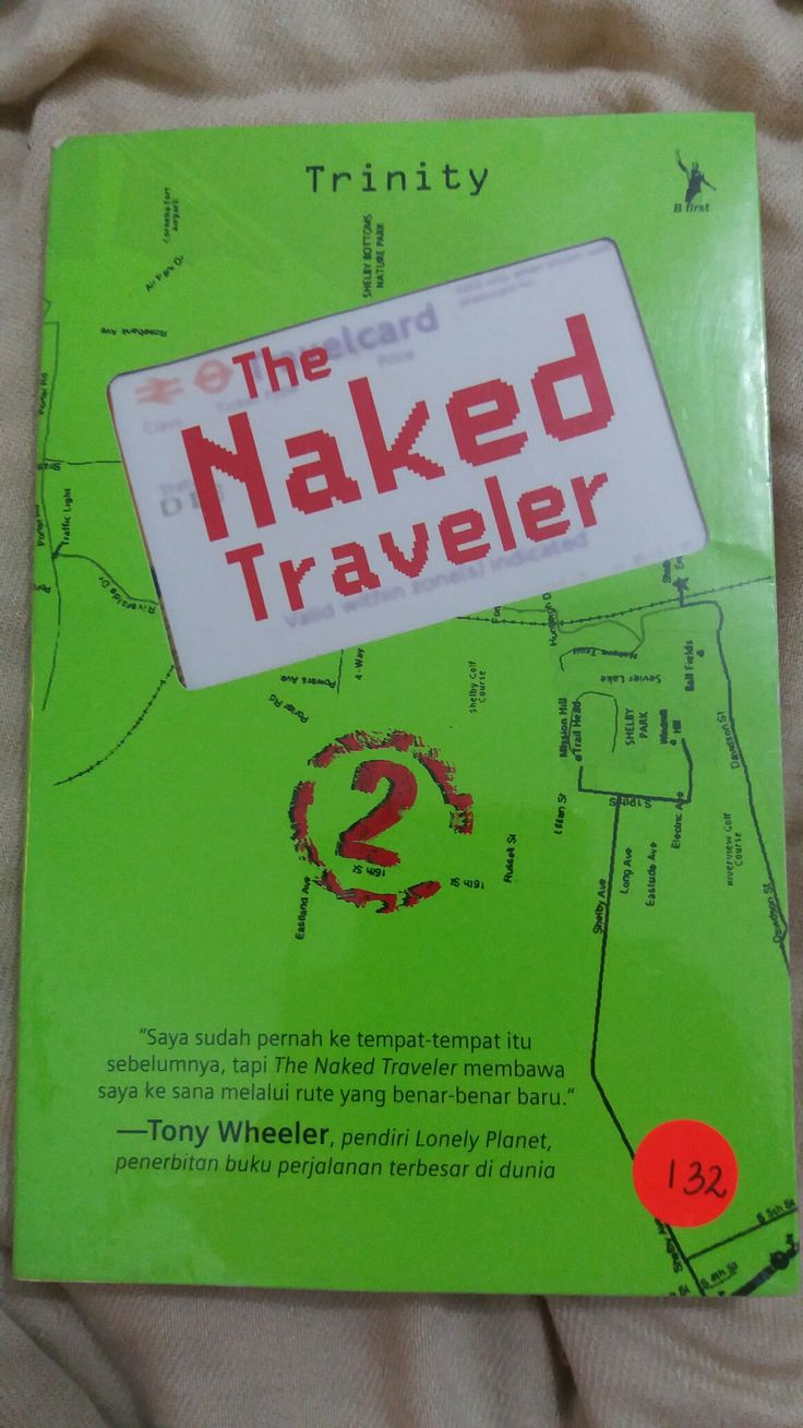 The Naked Traveler 2 ✏ Trinity