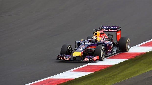 Blog Esportivo do Suíço: Vettel vai largar dos boxes no GP dos Estados Unidos