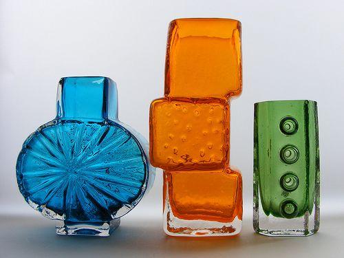 Whitefriars glass