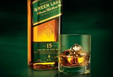 Johnnie green, the **only** worth drinking.  Now discontinued, sadly.