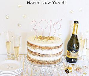 Champagne Cake! by alieromano