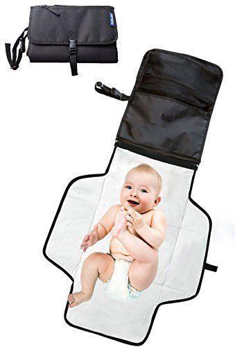 Fasciatoio portatile per cambiare i pannolini e vestiti del bambino ★ Borsa fasciatoio da viaggio pannolino ★ Fasciatoi per neonato ★ Materassino fasciatoio per memorizzare le abbigliamento neonato, http://www.amazon.it/dp/B015EKMAXK/ref=cm_sw_r_pi_s_awdl_n-JGxb006V4QS
