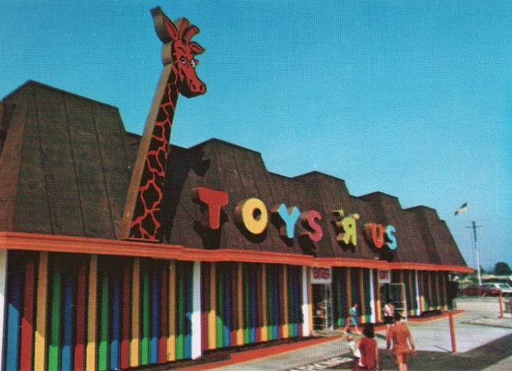 Toys R Us Toys R Us Was First Founded In The 1940s As A Baby Furniture Store Founder Ch