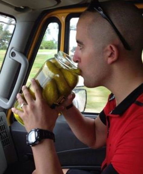 Did you know this about Pickle Juice? PICKLE JUICE .. Who Knew .... A ton of remedies