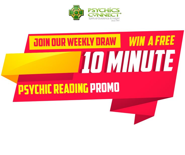 WIN A FREE 10-MINUTE PSYCHIC READING!   Psychics Connect is giving away a free reading to a lucky winner this week.   Simply register and answer the question below.  https://qm314.infusionsoft.com/a…/page/psychicsconnectfbdraw   Please make sure to verify your email to qualify for this promotion.