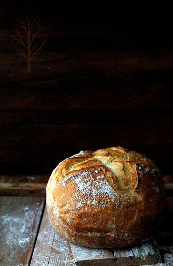 Potato with sour cream and bread baked in a pan with iron http://translate.google.com/translate?sl=auto&tl=en&js=n&prev=_t&hl=en&ie=UTF-8&u=http%3A%2F%2Fbabette-babettefz.blogspot.hu%2F2013%2F10%2Fburgonyas-tejfolos-kenyer-vaslabasban.html