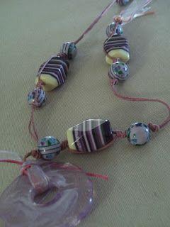 Aventurine, diseño de joyas: Nuevos collares primavera 2012