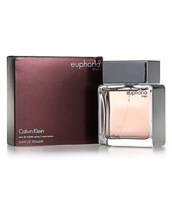 Laissez-vous surprendre par le parfum de marque Calvin Klein - EUPHORIA MEN edt vapo 100 ml et laissez un souvenir impérissable de votre passage en portant ce parfum homme 100 % authentique.