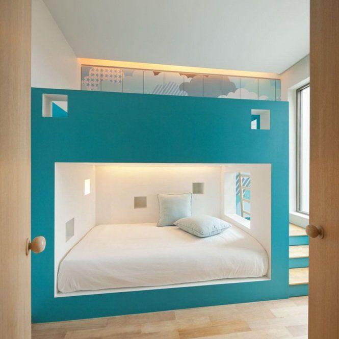 10 camas de beliches criativas | Catraca Livre