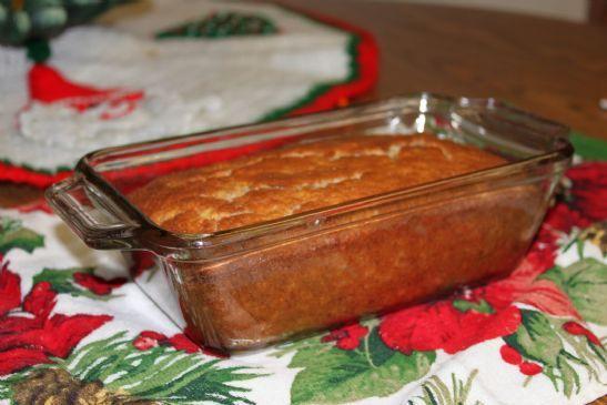 Low Salt Banana Bread Recipe via @SparkPeople