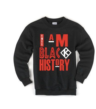 I AM BLACK HISTORY Kappa Alpha Psi Inspired