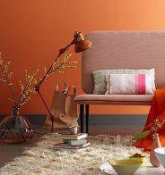 Des inspirations orientales dans un salon - Marie Claire Maison
