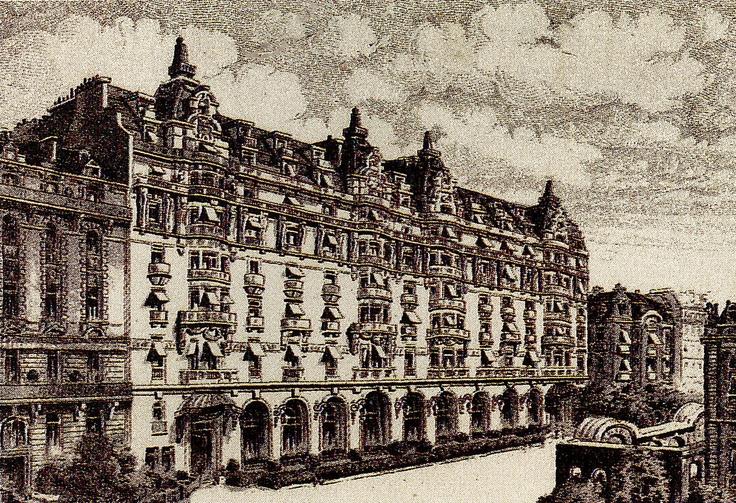 1913- Plaza Athénée