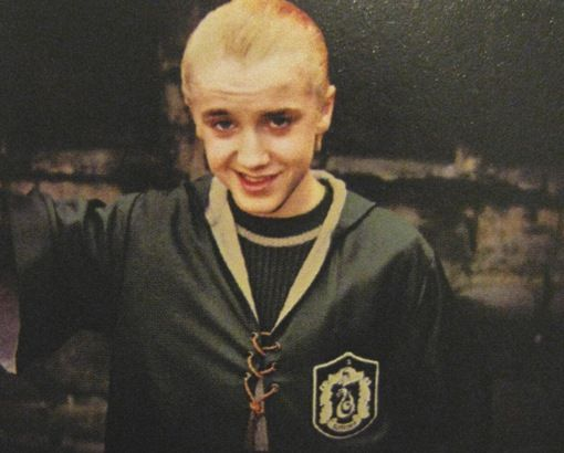 Draco Malfoy <<--- Why do I like him so much now?