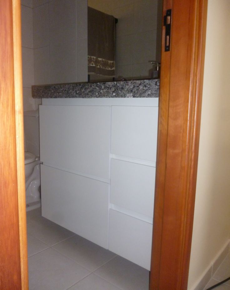 136 melhores imagens sobre Ideias para Banheiros no Pinterest  Pesquisa, Per -> Armario De Banheiro Brisa