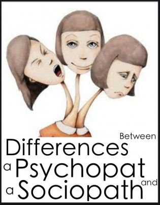 Differences Between a Psychopath and a Sociopath