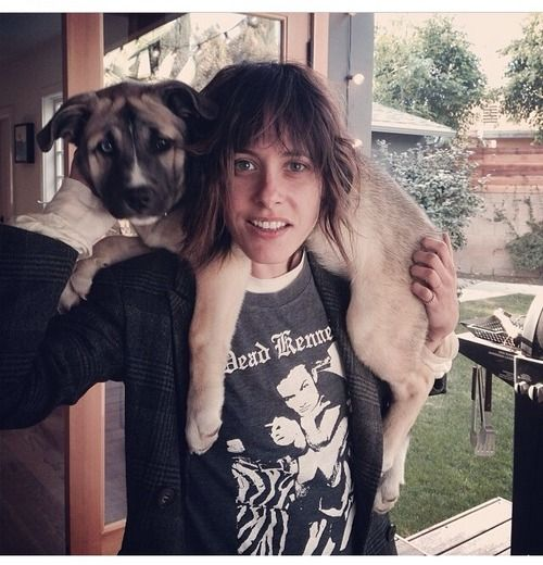from Gauge is katherine moennig really gay