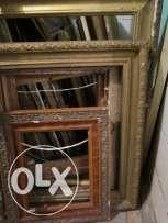 Старые рамы для картин