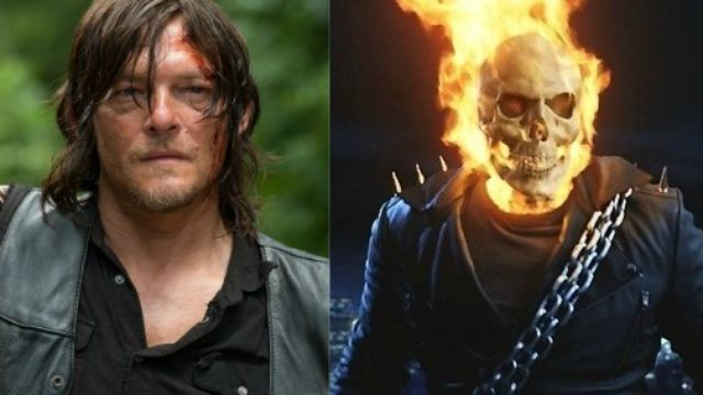 Yeah? If this is true, I really do wish Darryl RIP then!:  Norman Reedus is ready to kick-start a Ghost Rider reboot