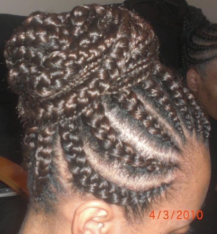 under braids hairstyles : Braids (under-hand) Braid Styles Pinterest Goddess Braids ...