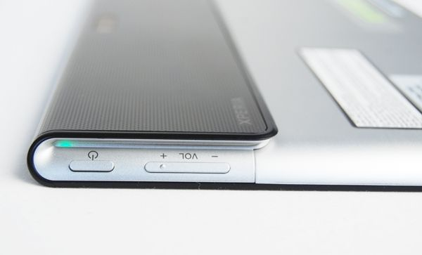 Despite its similar appearance to the original Tablet S, the Xperia Tablet S boasts notable new features to stay relevant.