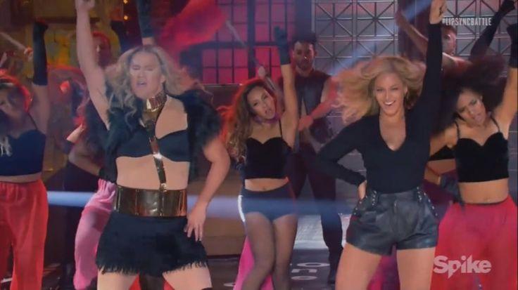 "Beyoncé se junta a Channing Tatum em performance de arrasadora de ""Run The World"""