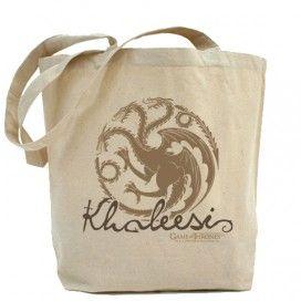 Game of Thrones Khaleesi Tote Bag