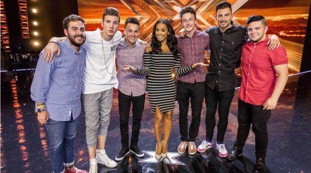 The X Factor 2014: Mel B picks her top 6 boys