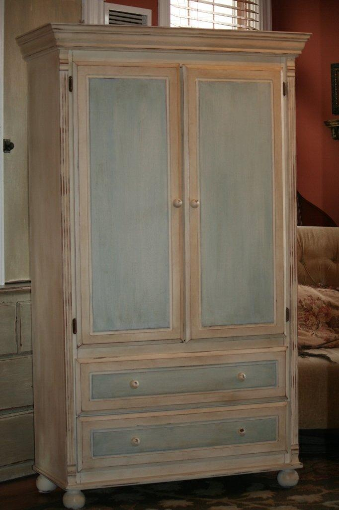 57 best images about Armoires - Chalk Paint Ideas on ...