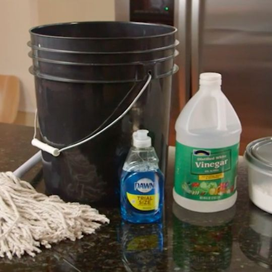 Frugal Floor Cleaner (Tile & Laminate). Prepare to be floored with this tip.