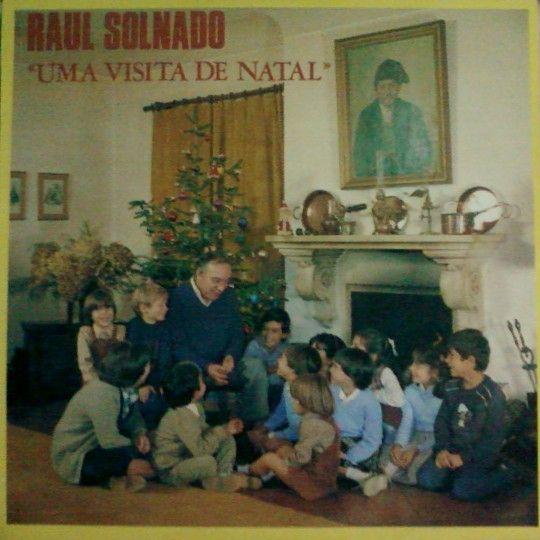 Raul Solnado - Uma Visita De Natal (Vinyl, LP, Album) at Discogs