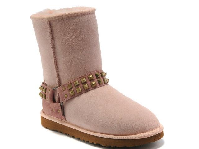 UGG 3058 Sko(Pink) [UGG 0011] - NOK1,060 : billig ugg støvler butikken i Norge!