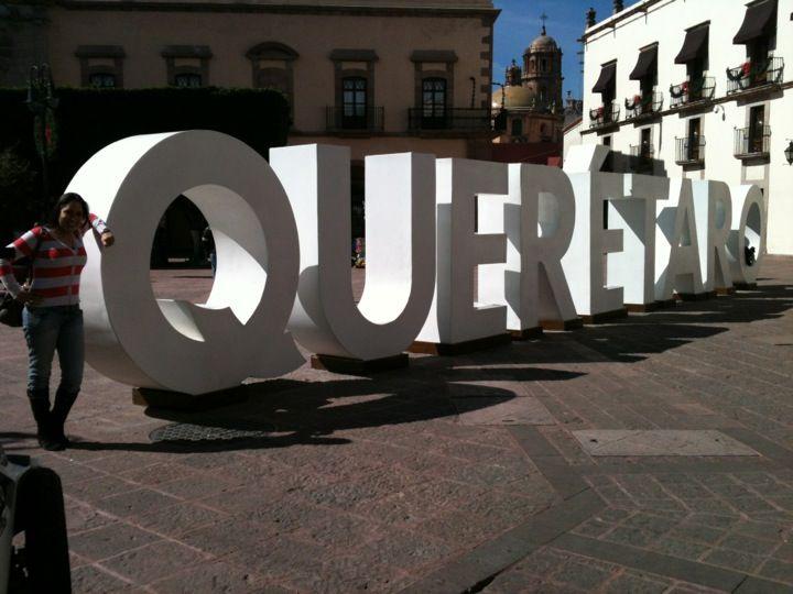 Centro Histórico en Santiago de Querétaro, Querétaro de Arteaga