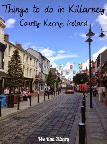 Things to do ain Killarney Ireland: Killarney National Park, Muckross House, Muckross Farm, Muckross Abbey, Ross Castle